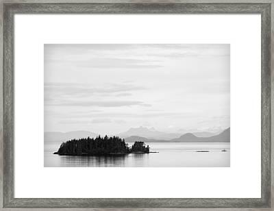 Sitka Alaska Framed Print by Carol Leigh
