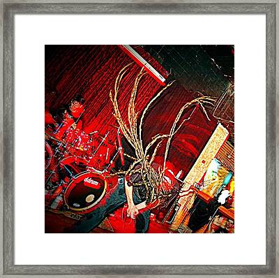 Six Feet Under  Framed Print by Heart On Sleeve ART