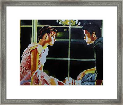Sixteen Candles Framed Print by Jeremy Moore
