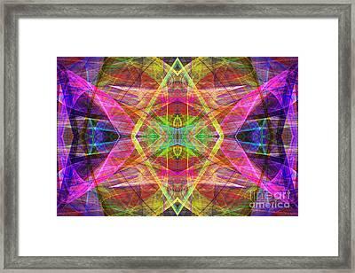 Sixth Sense Ap130511-22-20130616 Framed Print by Wingsdomain Art and Photography