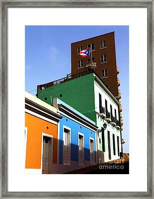 Size Order Framed Print by John Rizzuto
