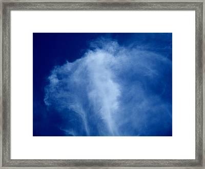 Sky Angel Framed Print by Joe Kozlowski