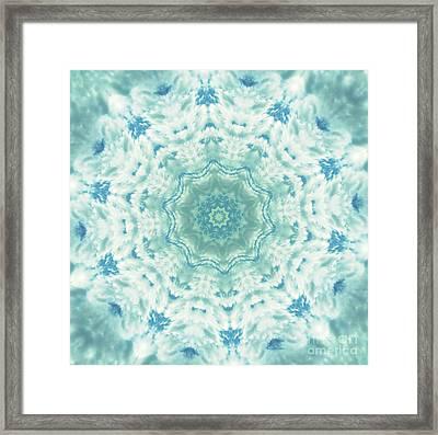 Sky Illumination Framed Print by Tatjana Popovska