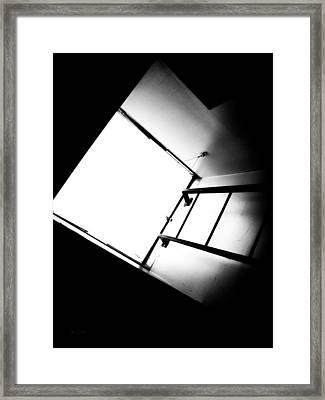 Sky Light Framed Print by Bob Orsillo