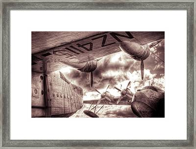 Sleeping Sister Sunderlands Framed Print by Phil 'motography' Clark