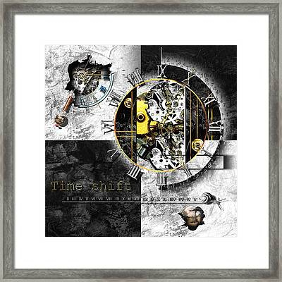 Slow Motion Framed Print by Franziskus Pfleghart