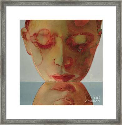 Small Echo Framed Print by Graham Dean