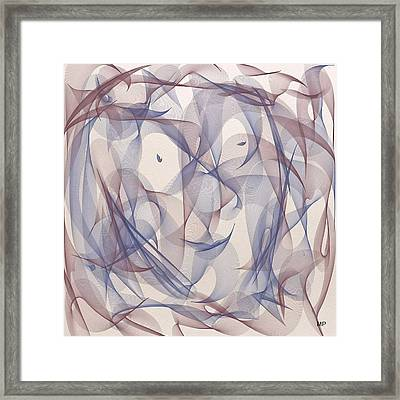 Smiling At You Framed Print by Marian Palucci-Lonzetta