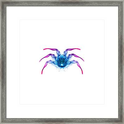 Smokey Bug 2 Framed Print by Steve Purnell