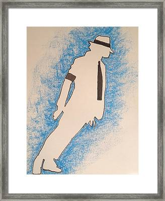 Smooth Criminal Framed Print by Peter Virgancz