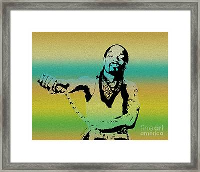 Snoop Framed Print by Cheryl Young