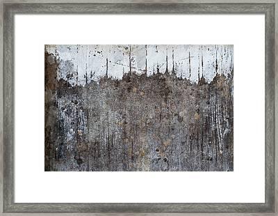 Snowy Mountain Top 2 Framed Print by Jani Freimann