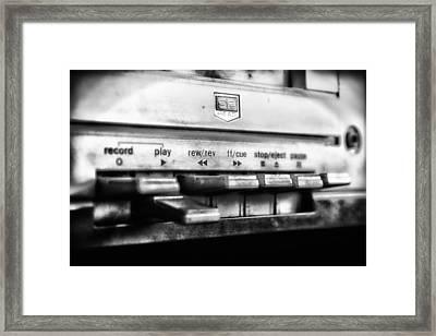 So Retro Framed Print by Mountain Dreams