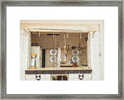 Sold Out Framed Print by Patricia Hofmeester