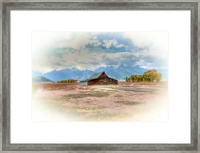 Solitude Framed Print by Kathleen Struckle