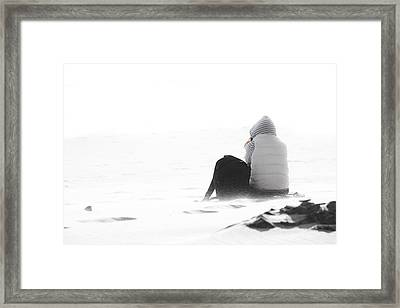 Solitude Framed Print by Mike Lee