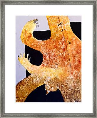 Sollemne No. 6 Framed Print by Mark M  Mellon