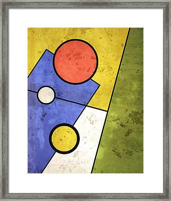 Solstice Framed Print by Richard Rizzo