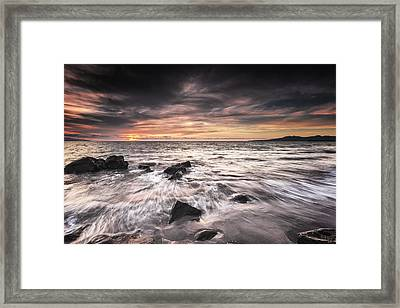 Something To Give Thanks For Framed Print by Edward Kreis