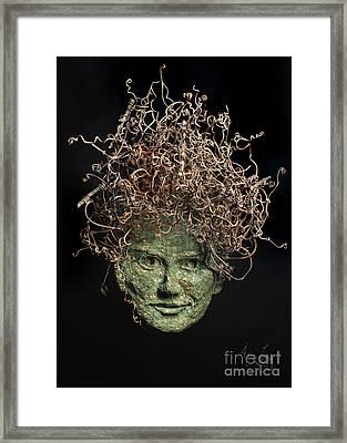 Soon Framed Print by Adam Long