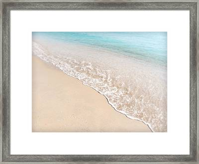 Soothing  Framed Print by Julie Palencia