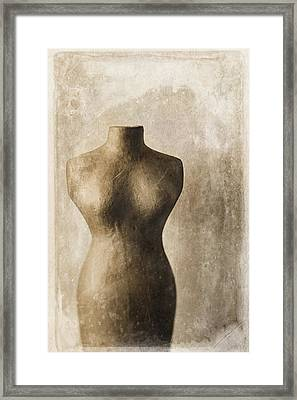 Sophistication II Framed Print by Amy Weiss