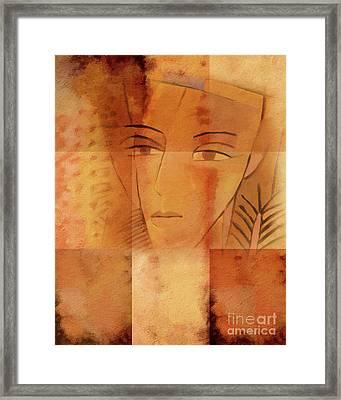 Soul Sister Framed Print by Lutz Baar