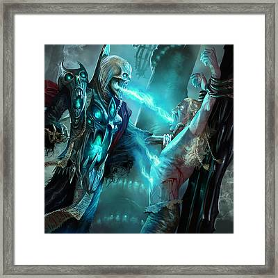 Soulfeeder Framed Print by Ryan Barger