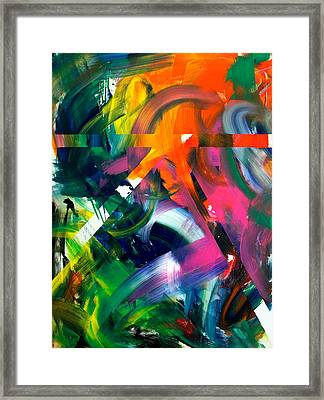 Sound Garden Framed Print by Richard Day