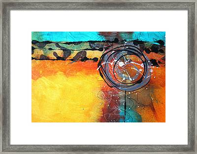 South By Southwest Framed Print by Nancy Merkle