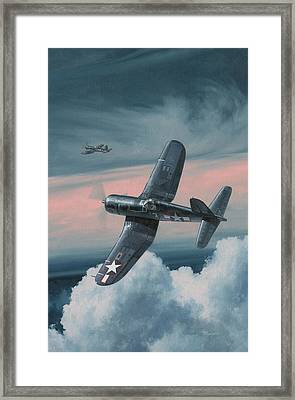 South Pacific Hot Rods Framed Print by Wade Meyers