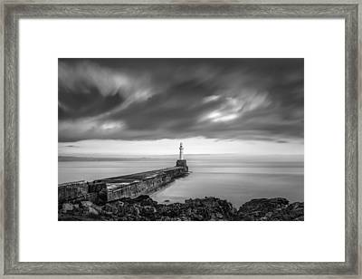 South Pier 2 Framed Print by Dave Bowman