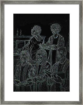 Southern Church Framed Print by George Harrison