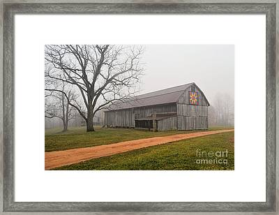Southern Maryland Charm II Framed Print by Susan Smith