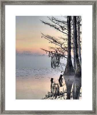 Southern Sunrise  Framed Print by JC Findley