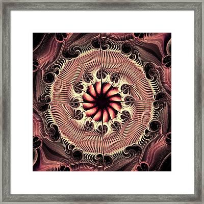 Spades Framed Print by Anastasiya Malakhova