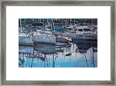 Spain Series 05 Port Del Balis Framed Print by Yuriy Shevchuk
