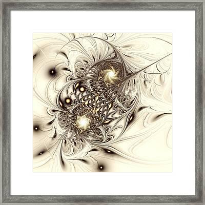 Sparrow Framed Print by Anastasiya Malakhova