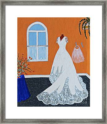 Special Day Framed Print by Barbara Griffin