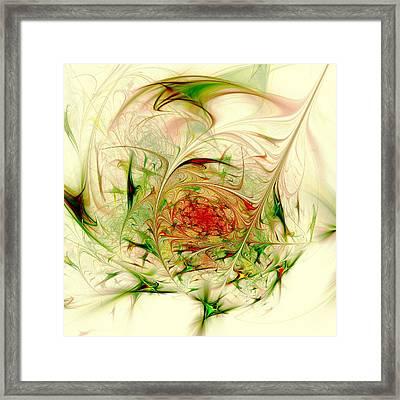 Special Place Framed Print by Anastasiya Malakhova