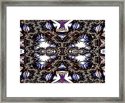 Spectacles Framed Print by Janet Russell