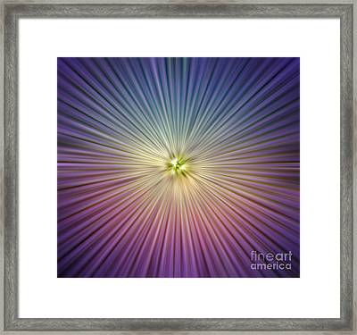 Speed Colors Framed Print by Atiketta Sangasaeng