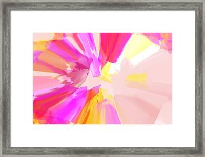 Spellbound Framed Print by Diana Angstadt