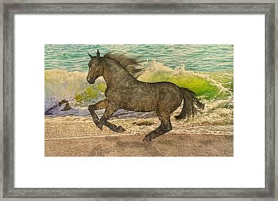 Spirit Imagined Framed Print by Betsy C Knapp
