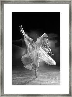 Spirit Dance Framed Print by Cindy Singleton
