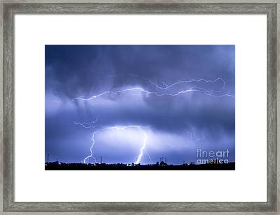 Spirit In The Sky Framed Print by James BO  Insogna