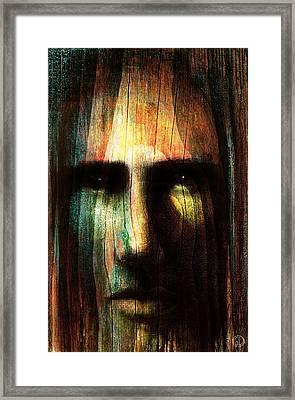 Spirit Of The Woods Framed Print by Gun Legler