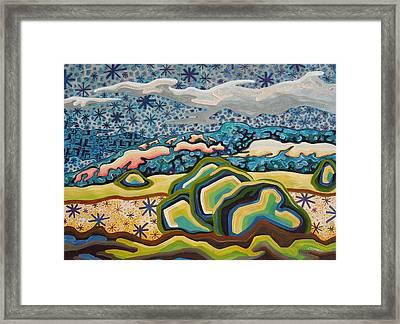 Spirit Star Dream Framed Print by Dale Beckman