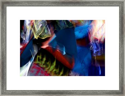 Spirits 1 Framed Print by Joe Kozlowski