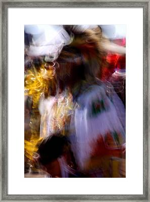 Spirits 2 Framed Print by Joe Kozlowski